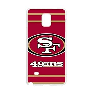 49ers Phone Case for Samsung Galaxy Note4 Case Kimberly Kurzendoerfer
