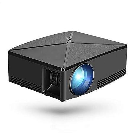 Proyector 3D Proyector Inteligente 1080P 2800 Lúmenes WiFi ...