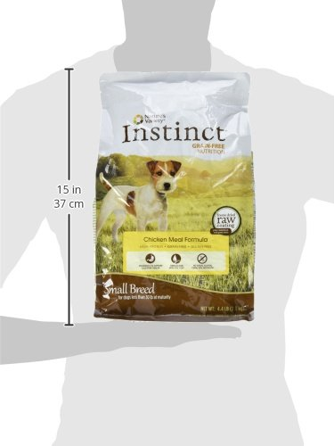 Instinct Original Small Breed Grain Free Chicken Meal Formula Natural Dry Dog Food by Nature's Variety, 4.4 lb. Bag by Nature's Variety (Image #6)