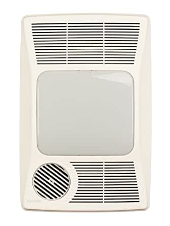 bathroom vent fan with light and heater broan 100hl directionally adjustable bath fan with heater 25949