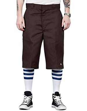 13'' Multi-Pocket Work Short - Dark Brown Dickies42283 Mens Shorts