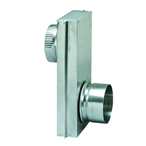 Direct Connect Vent (Deflecto Dryer Close Connect Fitting, 4