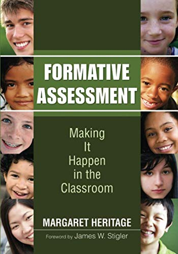 Formative Assessment: Making It Happen in the Classroom (NULL)