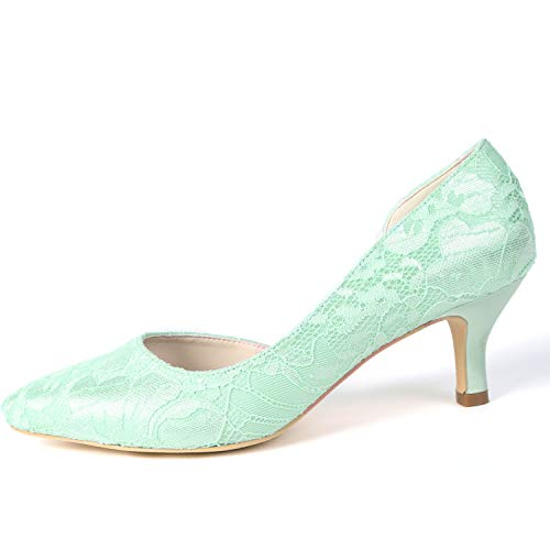 Seda 6cm YC Boda Encaje Tacones De Purple Primavera Altos De Fornido Plataforma L De Mujer Zapatos FY160 Plataforma De Nupcial De 7qxwZ8C