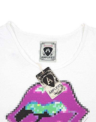 Stones Rolling Femmes Amplified shirt Clothing T q61wPtn