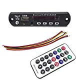 HiLetgo 12V MP3 WMA Audio Bluetooth Decoding Board