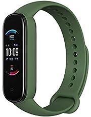 Amazfit Smartwatch Band 5 monitor aktywności, opaska fitness, 15 dni czasu pracy baterii, tlen we krwi, tętno, monitorowanie snu, cyfrowy zegarek do uprawiania sportu