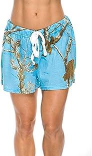 Muscogee Mills Ladies Sleep Shorts