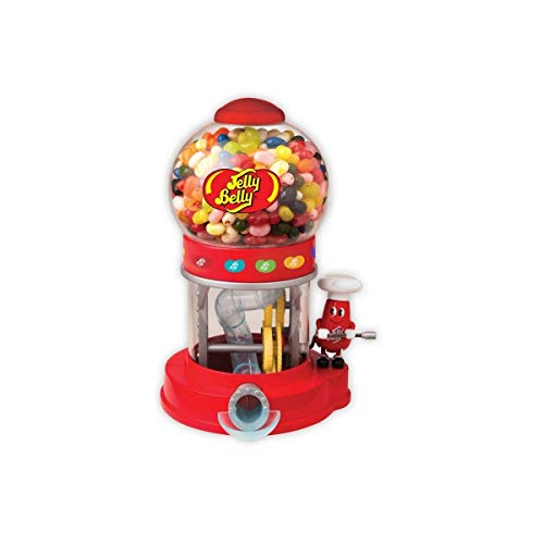 Jelly Bean Machine - Jelly Belly Mr. Jelly Belly Bean Machine, 1 oz Sample Bag Included