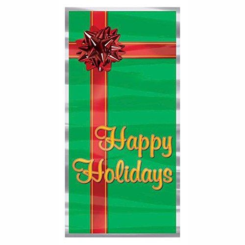 Happy Holidays Door Cover