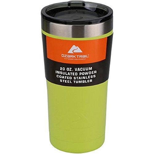 20 oz Durable Double-wall Vacuum Insulation Powder-Coated Tu