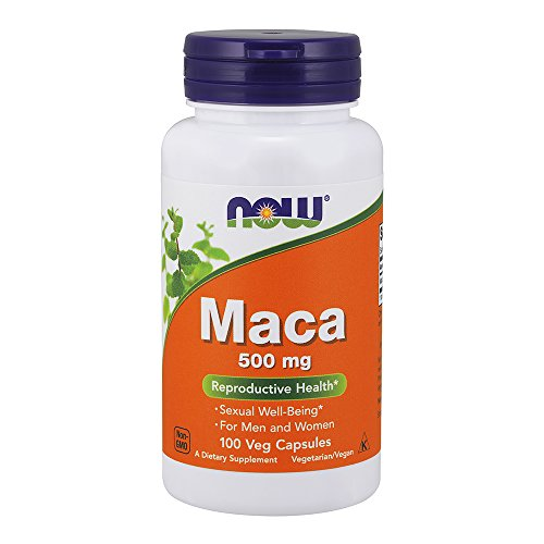 NOW Foods Maca 500mg