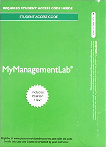 Mylab management with pearson etext access card for mylab management with pearson etext access card for fundamentals of human resource management 4th edition fandeluxe Images