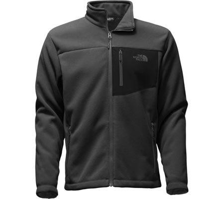 6fd538ffb The North Face Chimborazo Full Zip Men's Asphalt Grey/TNF Black Small