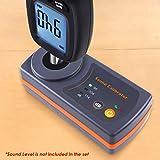 Professional Decibel Meter, Digital Sound Level
