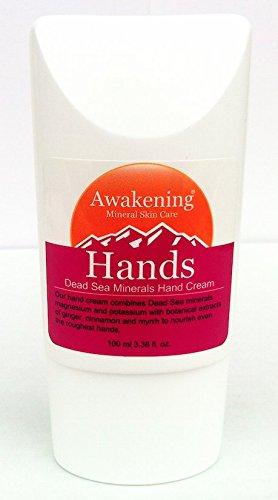 Пробуждение РУКИ Магний-Rich Увлажняющий рук Терапия Крем 3.38oz / 100 мл