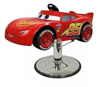 ITA Lightning McQueen Hair Styling Chair Car
