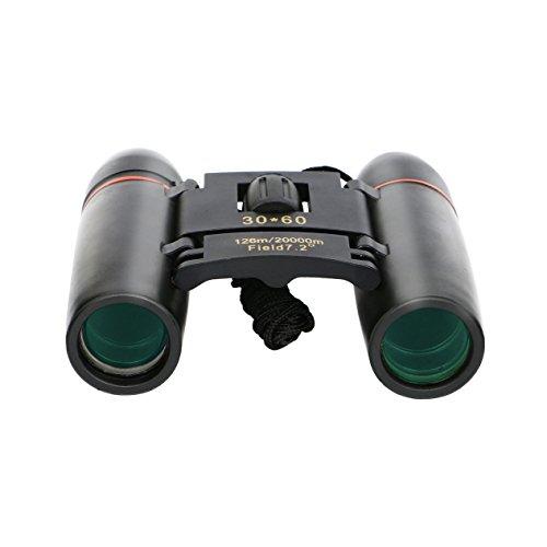 Beantlee 30x60 Folding Binoculars Telescope with Low Light Night VisionTelescope