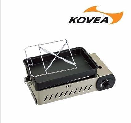 Amazon.com: Kovea 3 Way todo en uno. Multi Estufa Quemador ...