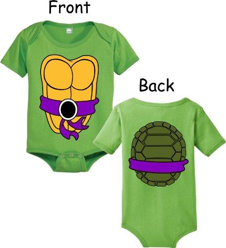 Purple Ninja Turtle Costume
