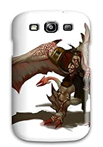 Galaxy S3 Hard Back With Bumper Silicone Gel Tpu Case Cover Heroes Of Newerth