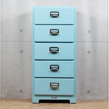 Charmant Dulton 5 Drawers Chest (Sax)