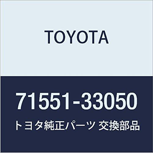 TOYOTA Genuine 71551-33050 Seat Back Pad