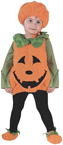 Toddler Pumpkin Cutie Pie Costumes (Pumpkin Cutie Pie Vest Toddler Costume - Toddler Small)