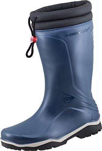 Dunlop, Stivali donna blu 40