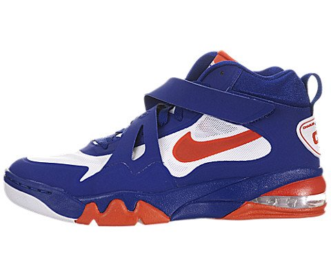 Nike Air Force Max CB 2 Hyperfuse Mens Basketball Shoes 616761-400 Deep  Royal Blue 11 M US