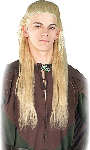 Legolas Adult Costumes (Lord of the Rings Legolas Wig)