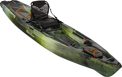 Old Town Topwater 120 Angler Fishing Kayak (First Light, 12 Feet)