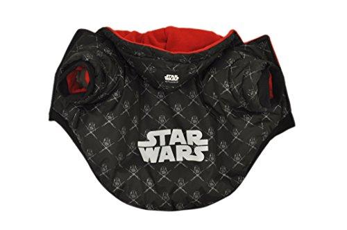 Protect Me Alert Series 79067 Star Wars Vader Logo Hoodie, X-Small