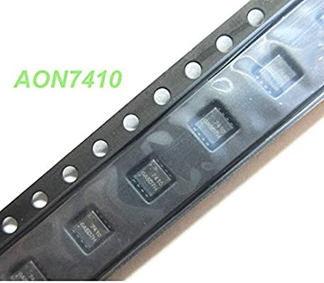 20pcs AO7410 AON7410 7410 QFN Package Computer Chips New