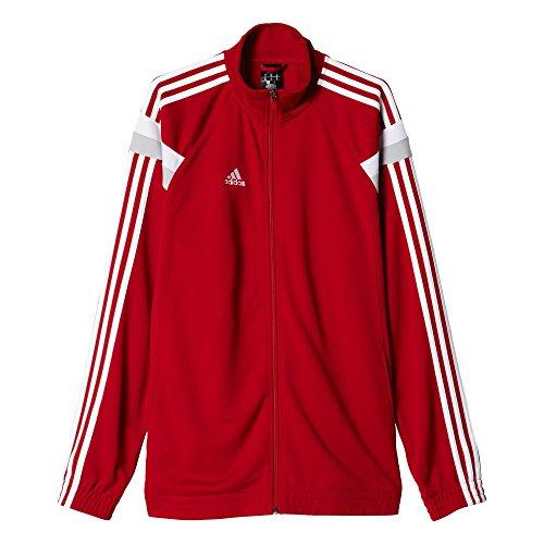 adidas Command Jacket - Chaqueta para hombre Rojo / Gris / Blanco