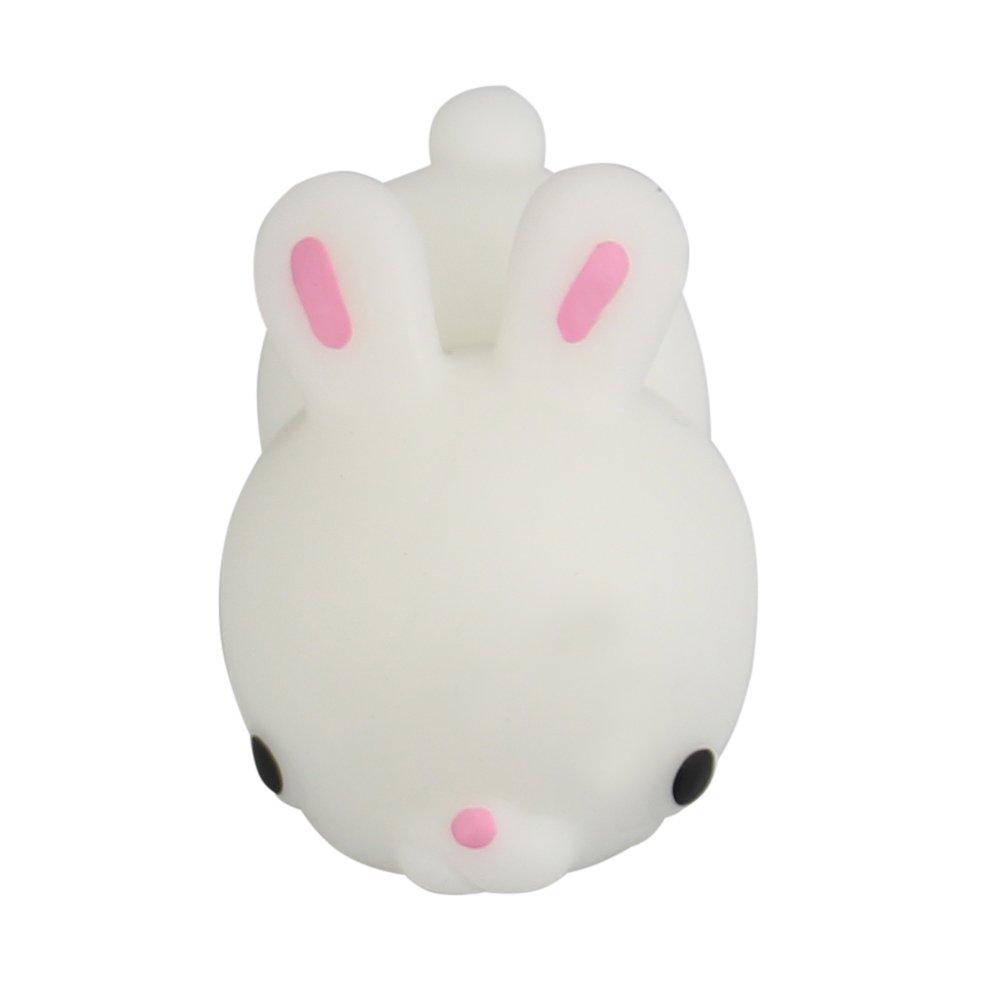 Kawaii Stress Relief Spielzeug Mochi Häschen Slow Rising Spielzeug mit Duft Nettes Anti-Stress Dekompression Spielzeug für Kinder und Erwaschsene Newin Star