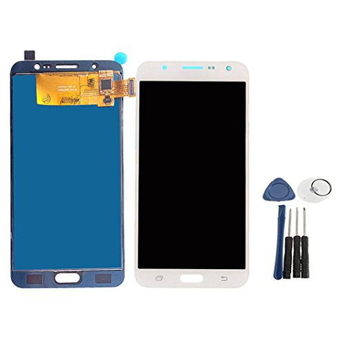 XBERSTAR Replacement Display for Samsung Galaxy J7 2016 J710 J710F J710M/H LCD Touch Screen Digitizer Assembly (White)