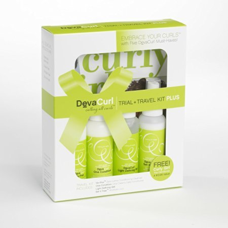 Price comparison product image DevaCurl Trial + Travel Kit Plus