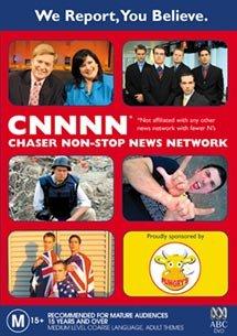 CNNNN: Chaser Non-Stop News Network