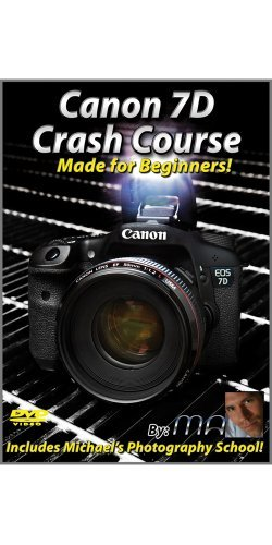 Canon 7D Crash Course : Made for Beginners! ()