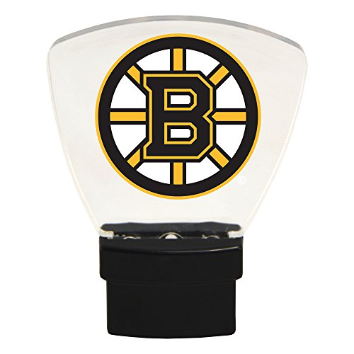 Authentic Street Signs NHL Officially Licensed-LED NIGHT LIGHT-Super Energy Efficient-Prime Power Saving 0.5 watt, Plug In-Great Sports Fan gift for Adults-Babies-Kids Room … – DiZiSports Store