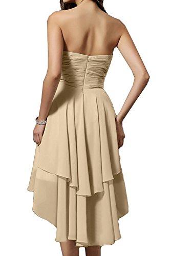 Brautjungfernkleider Kurz Abendkleider Kleider Damen Chiffon Minze Rock La A Marie Gruen Linie Braut Jugendweihe Z0fRqnAxF