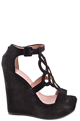 Twin Set Zapatos de Vestir Para Mujer Negro Negro It - Marke Größe