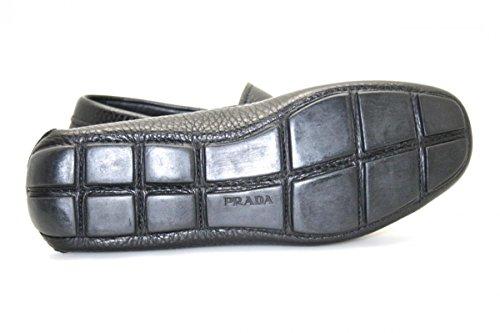 Prada Heren 2d1102 Lederen Instappers