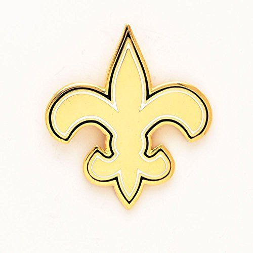 WinCraft NFL New Orleans Saints 48652061 Collector Pin Jewelry Card