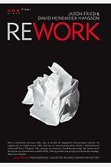 Rework by Jason Fried Paperback