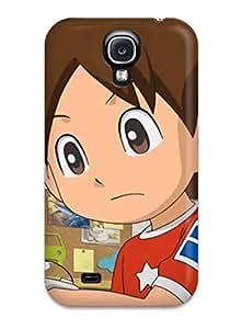 8131734K99756778 Tough Galaxy Case Cover/ Case For Galaxy S4(youkai Watch Boss)
