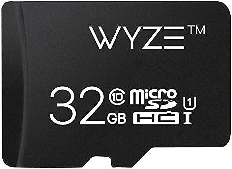 Amazon.com: Wyze Labs WYZEMSD32C10 - Tarjeta de memoria ...