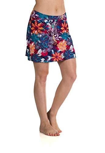 Skirt Sports Women's Happy Girl Skirt, Tempered Tantrum Print, X-Small ()