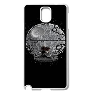 Samsung Galaxy Note 3 N9000 2D Customized Phone Back Case with The Death Star Image
